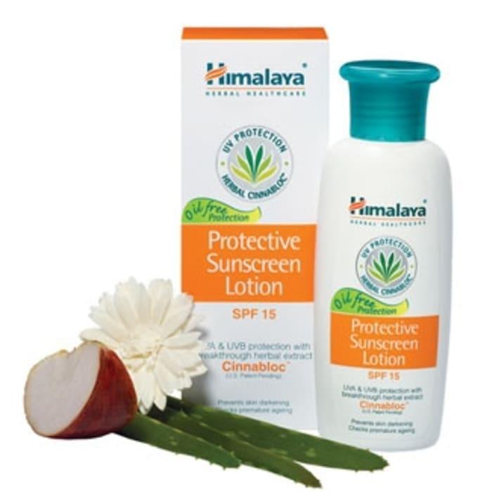 Himalaya Protective Sunscreen Spf 15 Lotion