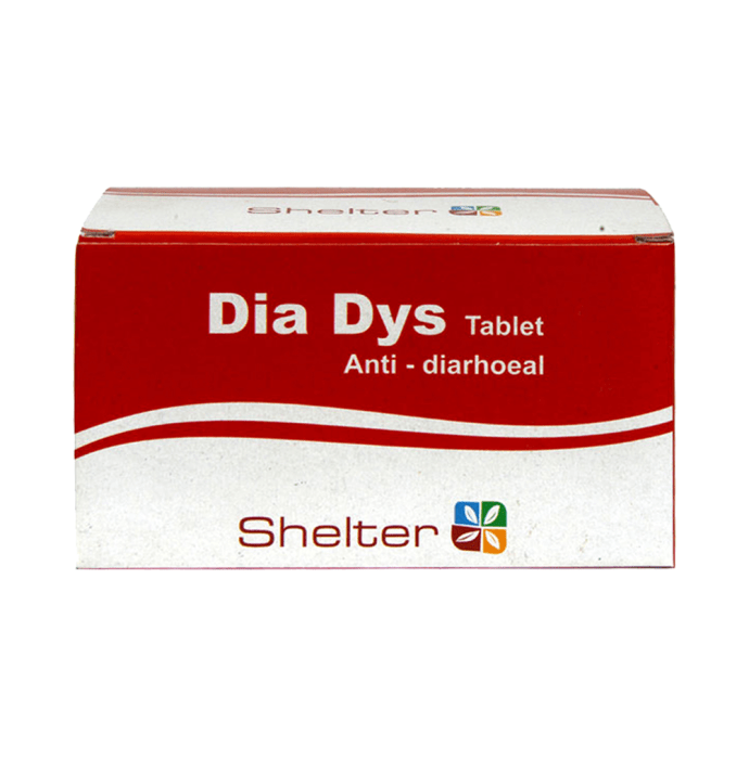 Shelter Dia Dys Tablet