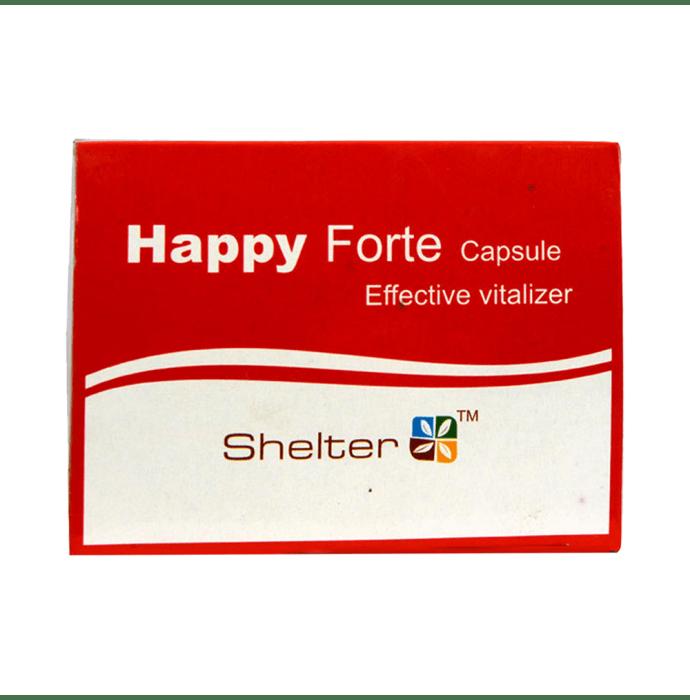 Happy Forte Capsule