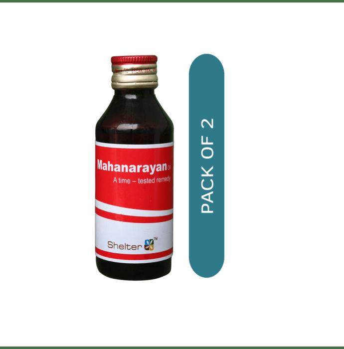 Mahanarayan Oil Pack of 2