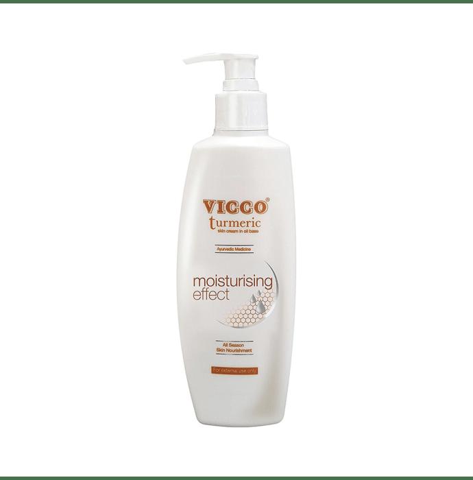 Vicco Turmeric Skin Cream in Oil Base