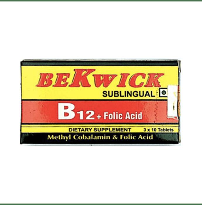 Bekwick Sub lingual tablet