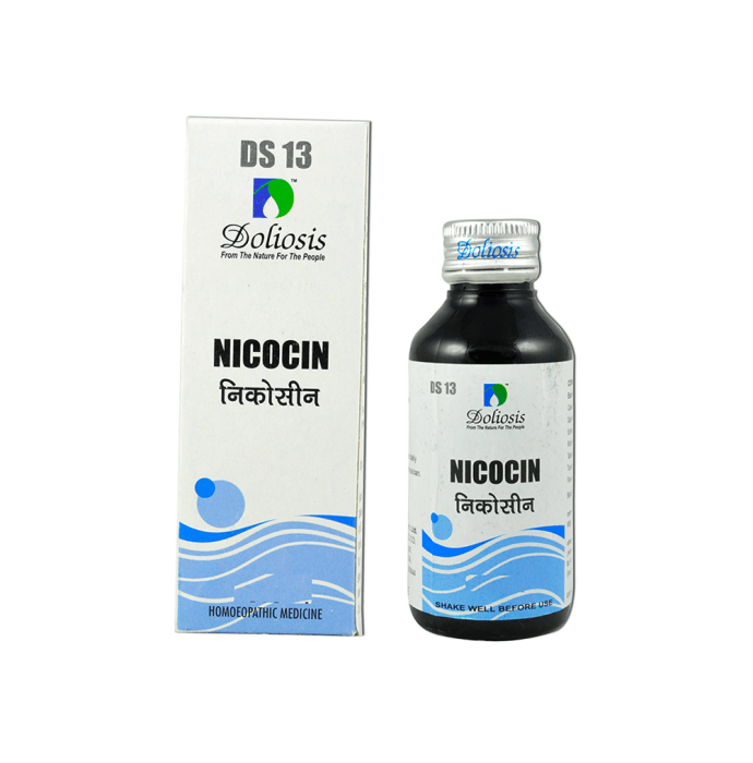 Doliosis DS13 Nicocin Syrup