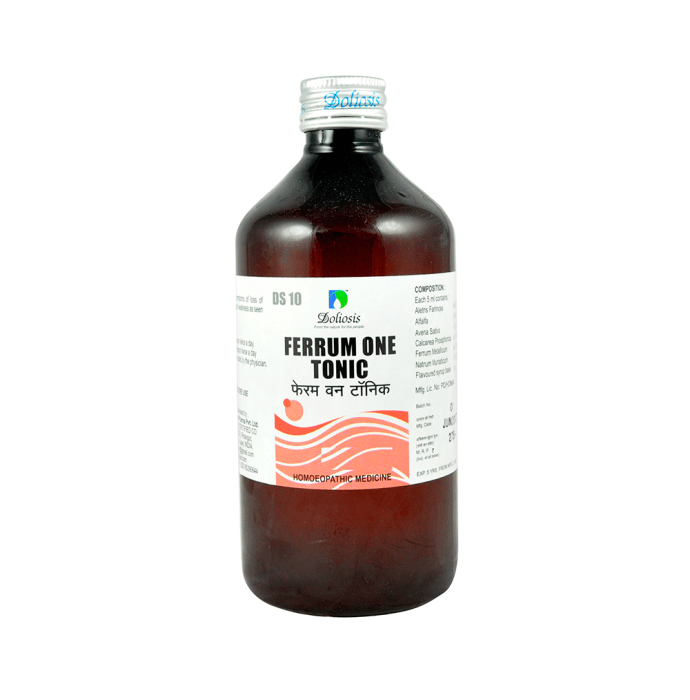 Doliosis DS10 Ferrum One Tonic