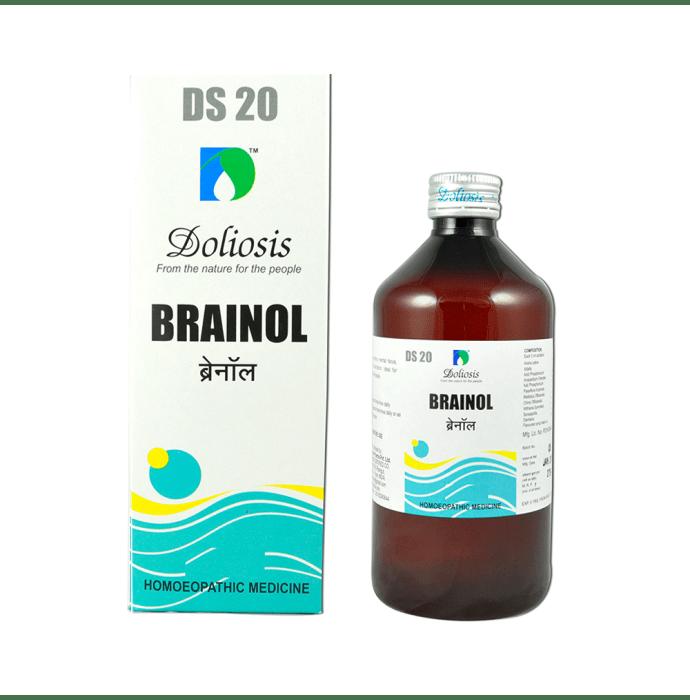 Doliosis DS20 Brainol Syrup