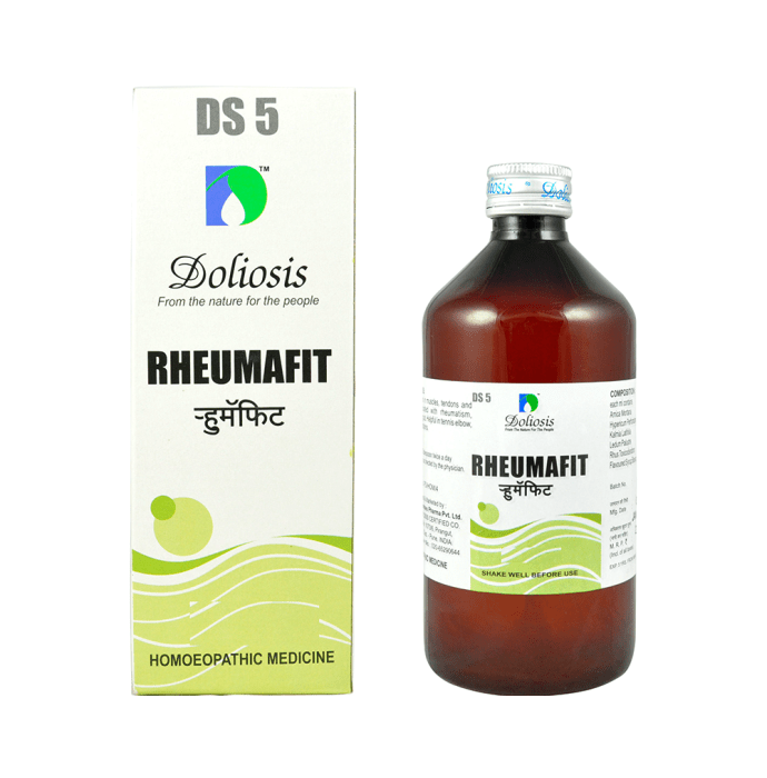 Doliosis DS5 Rheumafit Syrup