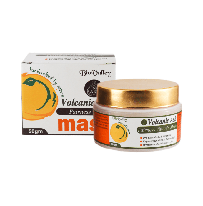 Bio Valley Volcanic Ash Fairness Vitamin Mask