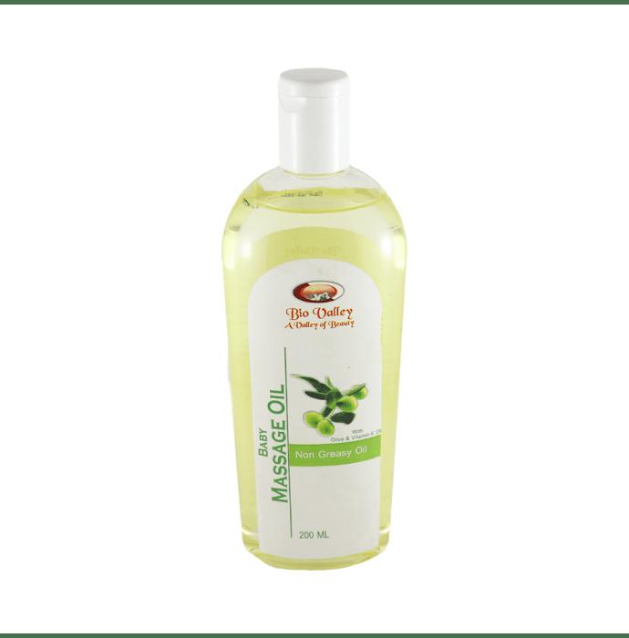 Bio Valley Baby Massage Oil