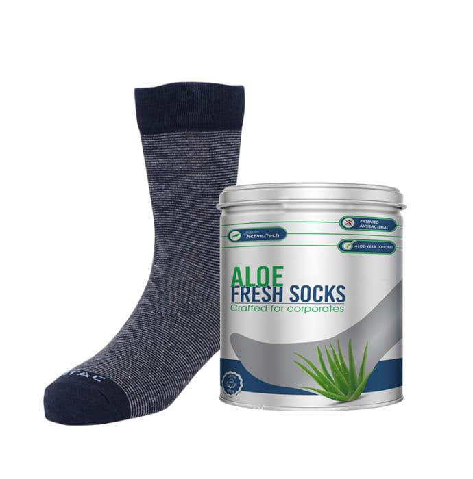 Montac Lifestyle Aloe Fresh Socks for Corporates