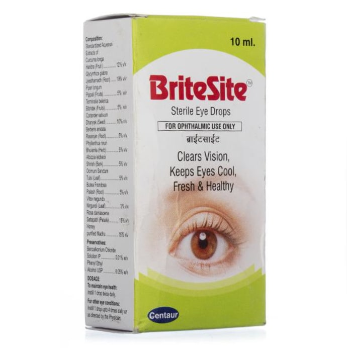 Britesite Eye Drop