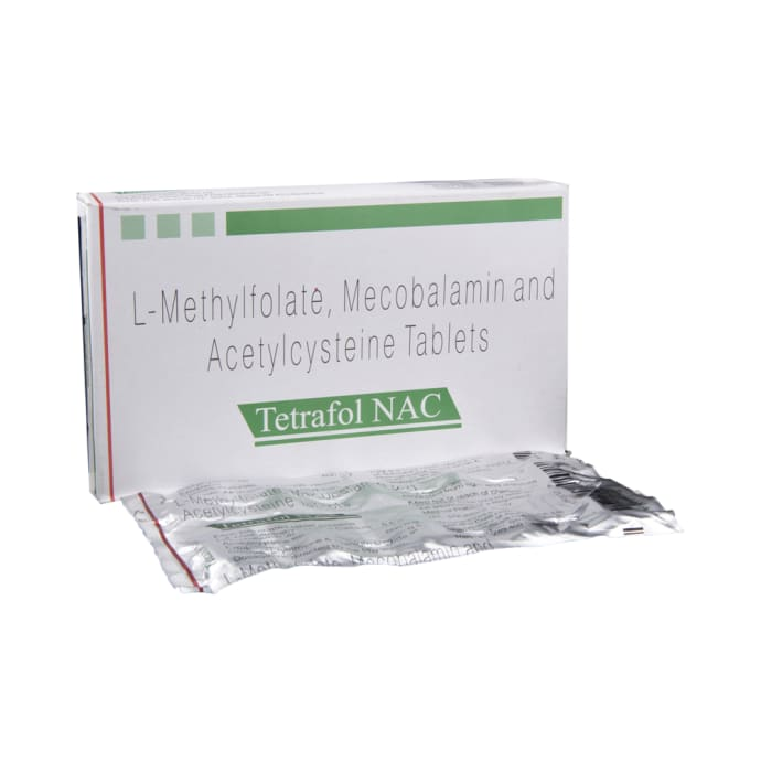 Tetrafol Nac Tablet