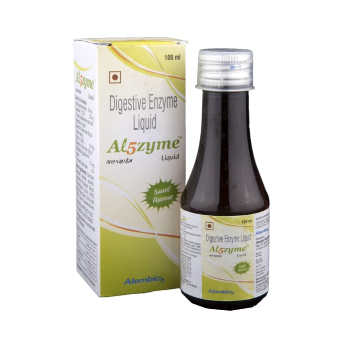 AL5Zyme Liquid Saunf