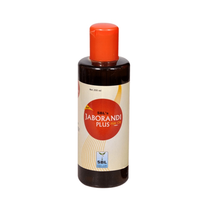 SBL Jaborandi Plus Hair Oil