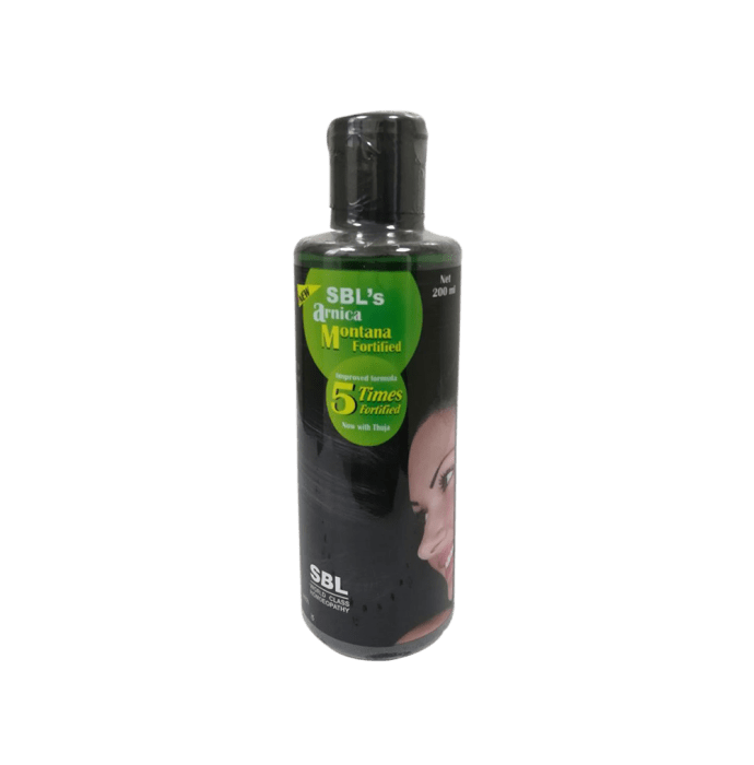 SBL Arnica Montana Fortified Hair Oil
