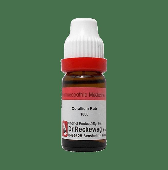 Dr. Reckeweg Corallium Rub Dilution 1000 CH