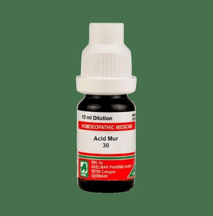 ADEL Acid Mur Dilution 30 CH
