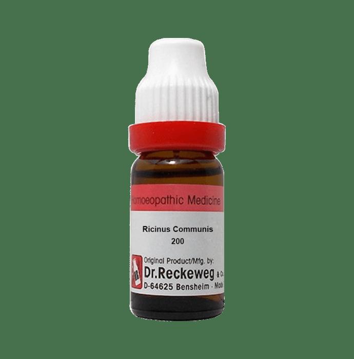 Dr. Reckeweg Ricinus Communis Dilution 200 CH