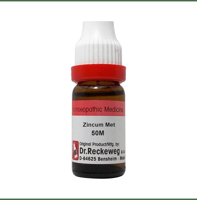 Dr. Reckeweg Zincum Met Dilution 50M CH