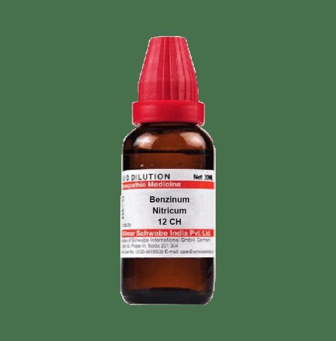 Dr Willmar Schwabe India Benzinum Nitricum Dilution 12 CH