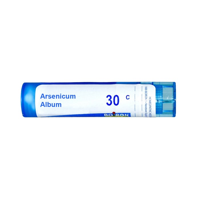Boiron Arsenicum Album Multi Dose Approx 80 Pellets 30 CH