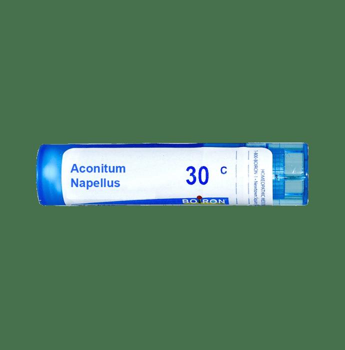 Boiron Aconitum Napellus Multi Dose Approx 80 Pellets 30 CH