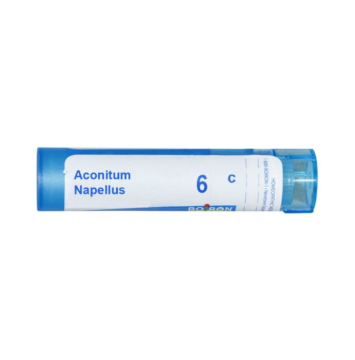 Boiron Aconitum Napellus Multi Dose Approx 80 Pellets 6 CH