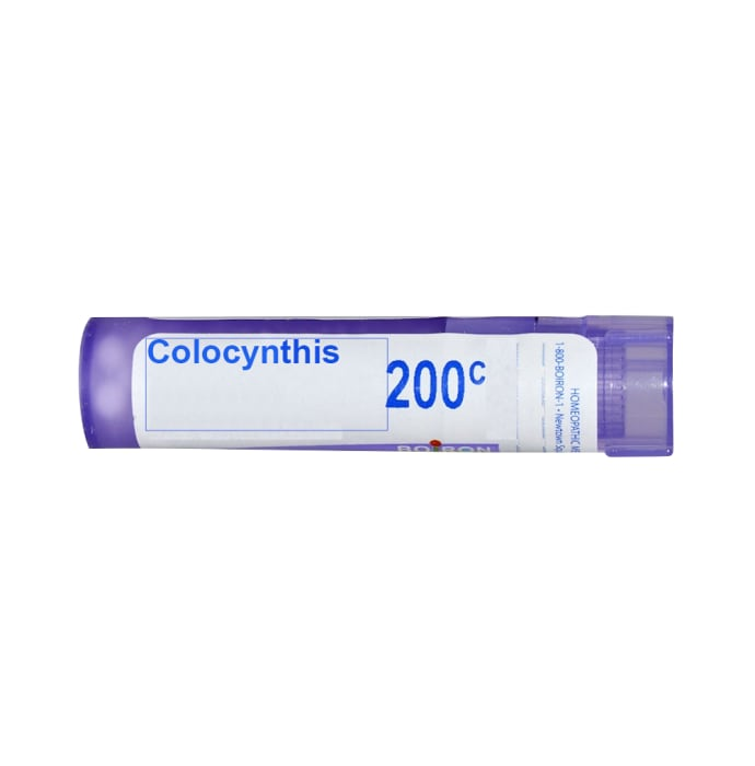 Boiron Colocynthis Single Dose Approx 200 Microgranules 200 CH
