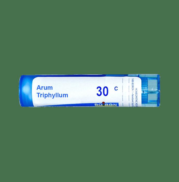 Boiron Arum Triphyllum Single Dose Approx 200 Microgranules 30 CH