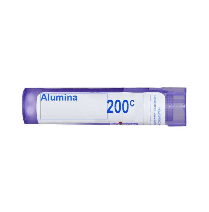 Boiron Alumina Multi Dose Approx 80 Pellets 200 CH