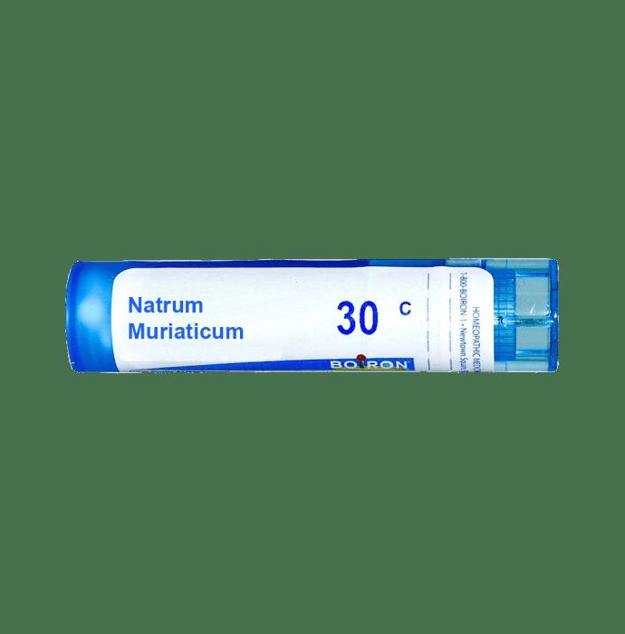 Boiron Natrum Muriaticum Multi Dose Approx 80 Pellets 30 CH