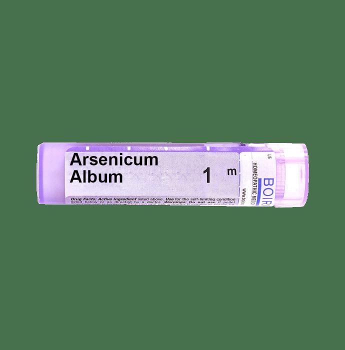 Boiron Arsenicum Album Single Dose Approx 200 Microgranules 1000 CH