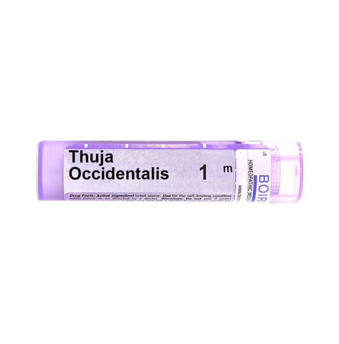 Boiron Thuja Occidentalis Multi Dose Approx 80 Pellets 1000 CH