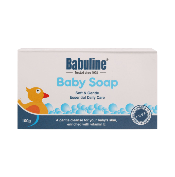 Babuline Baby Soap Pack of 6