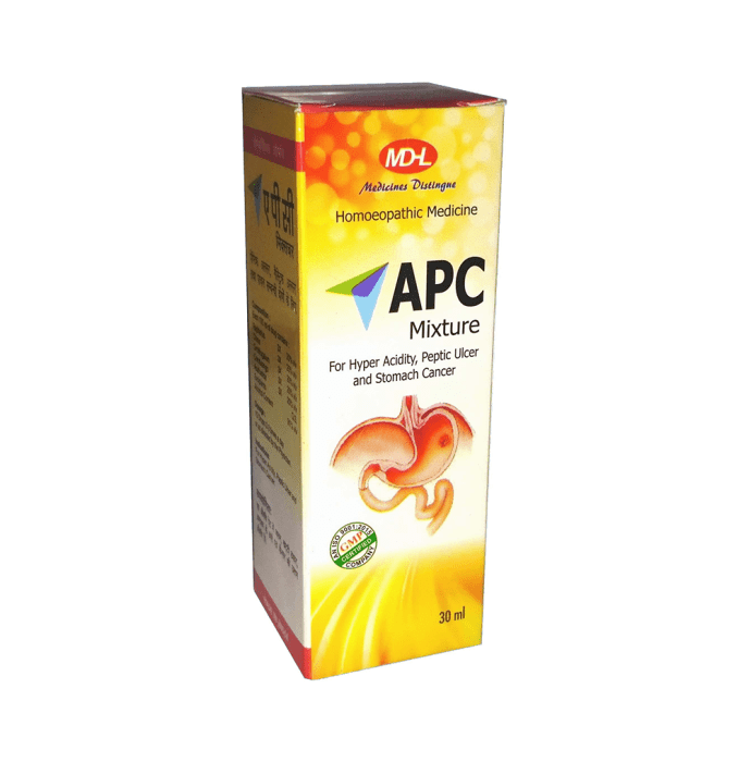 MD Homoeo APC Mixture