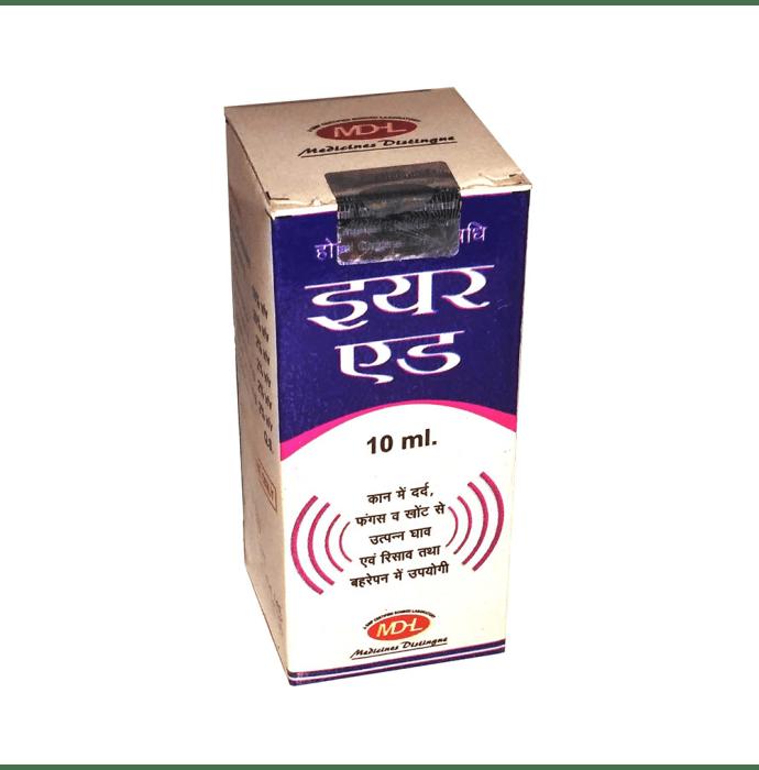 MD Homoeo Ear Aid Drop Pack of 3