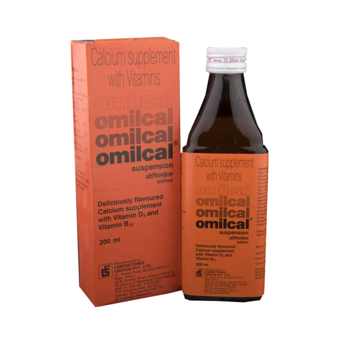 Omilcal Suspension