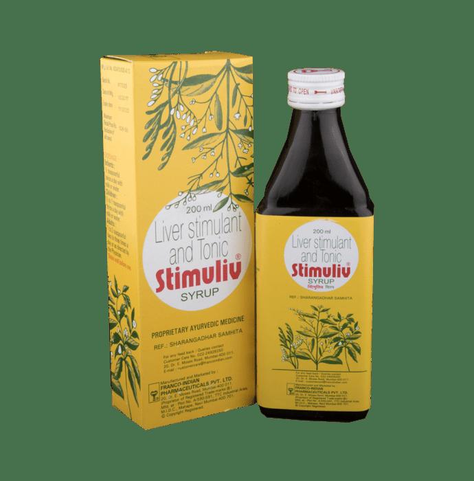 Stimuliv Syrup