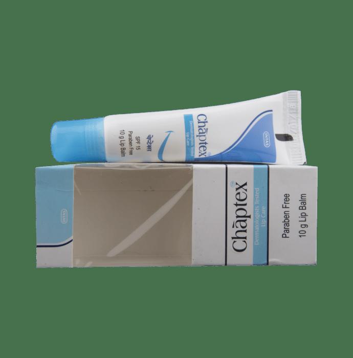 Chaptex Lipcare Cream