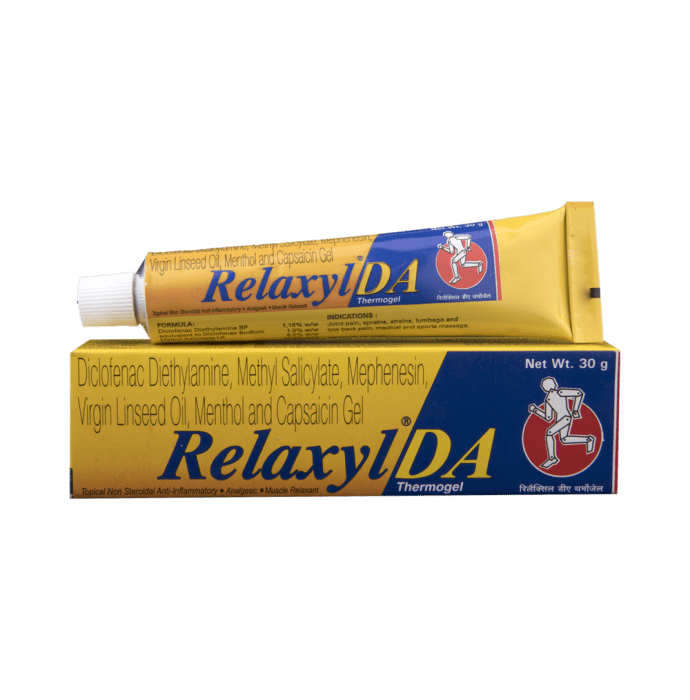 Relaxyl DA Thermogel