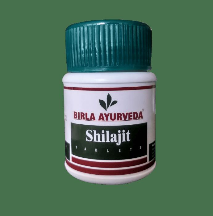Birla Ayurveda Shilajit Tablet