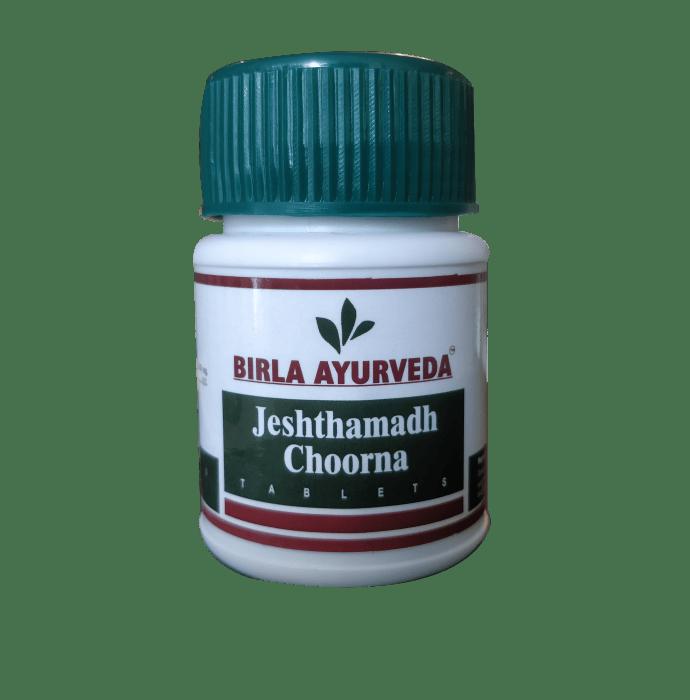 Birla Ayurveda Jeshthamadh Choorna Tablet