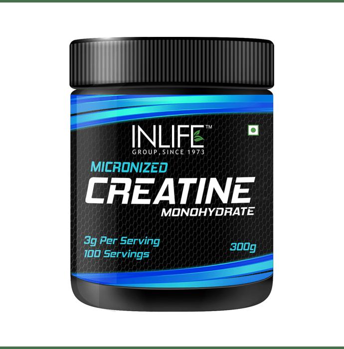 Inlife Micronized Creatine Monohydrate Powder