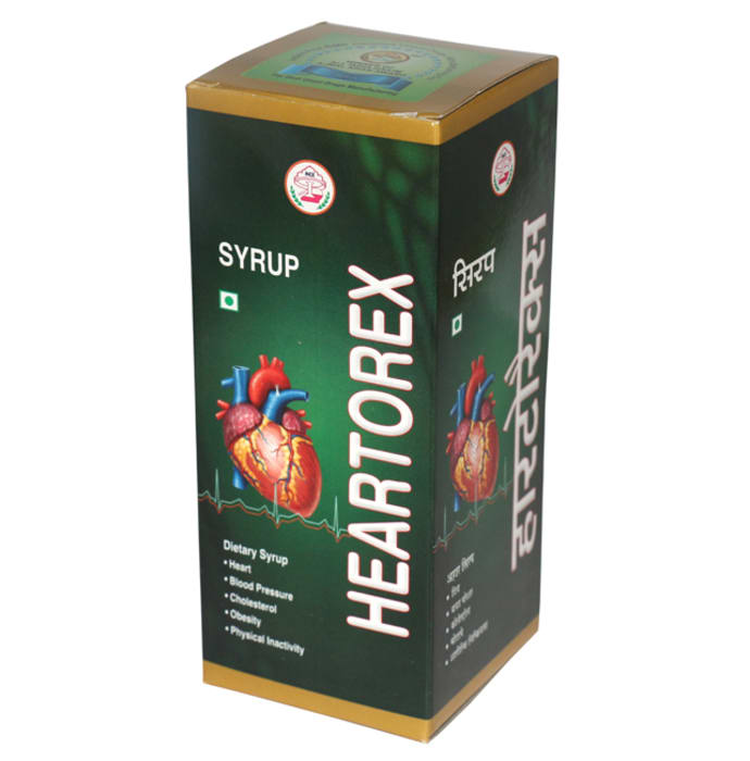 Rex Heartorex Syrup
