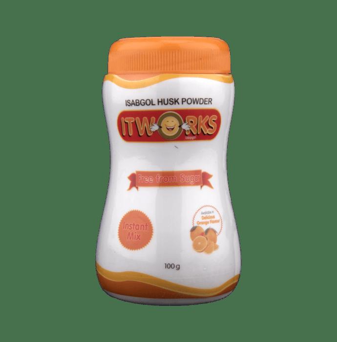 Itworks  Powder Orange Sugar Free