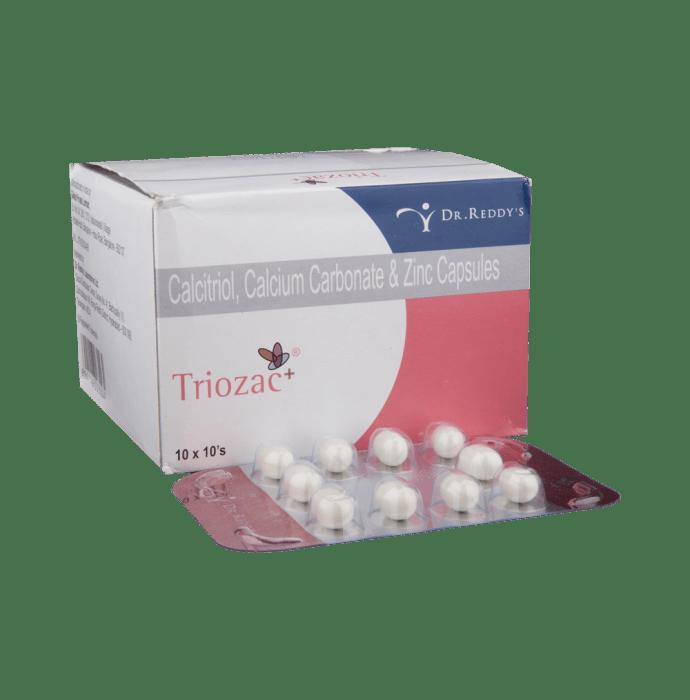 Triozac Plus Capsule