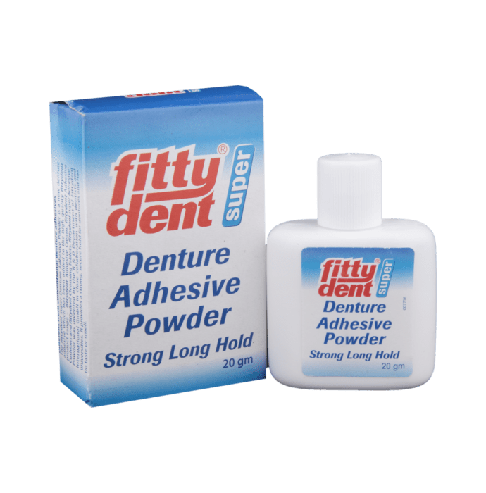 Fittydent Super Denture Adhesive Powder