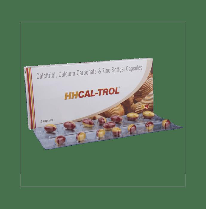 Hhcal-Trol Capsule