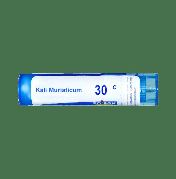 Boiron Kali Muriaticum Single Dose Approx 200 Microgranules 30 CH