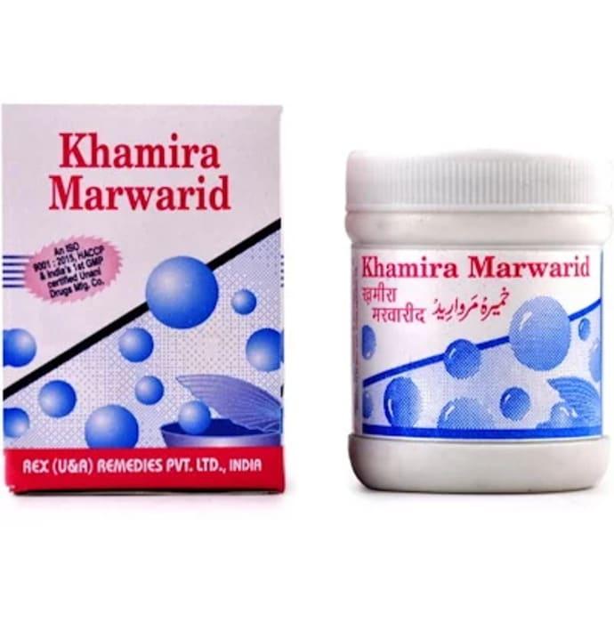 Rex Khamira Marwarid
