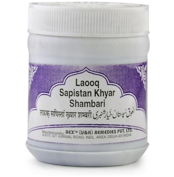 Rex Laooq Sapistan Khyar Shambari